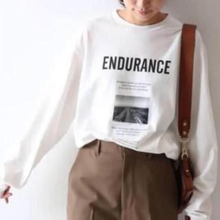 フレームワーク(FRAMeWORK)の【即日発送】数量限定!FRAMeWORK  ロングスリーブTシャツ(Tシャツ/カットソー(七分/長袖))