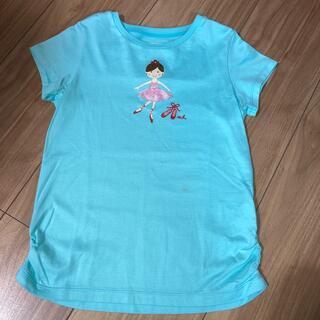 ミキハウス(mikihouse)の値下げ ミキハウス リーナちゃんTシャツ 120(Tシャツ/カットソー)