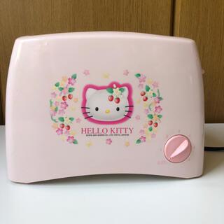 ハローキティ(ハローキティ)の【Hellokitty】ハローキティー パン専用トースト 使用感あり(その他)
