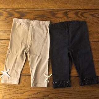 しまむら - 新品未使用 レギンス ズボン 90