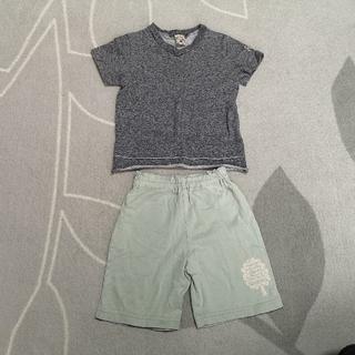 ブランシェス(Branshes)のTシャツ ズボン 100cm(Tシャツ/カットソー)