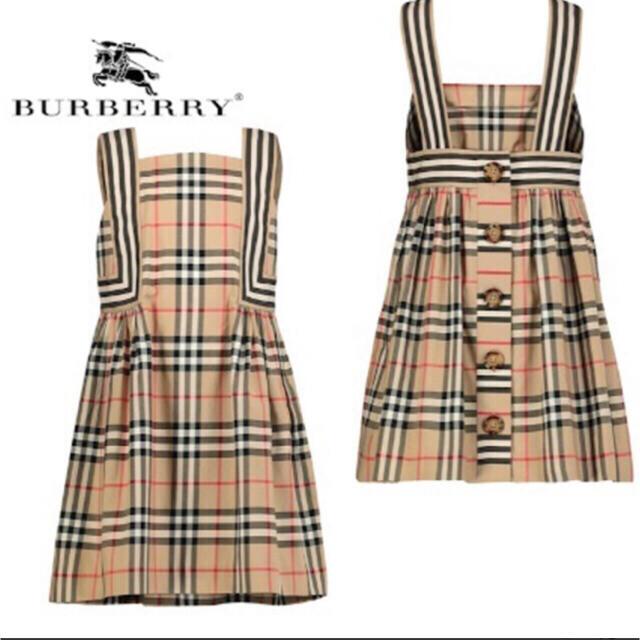 BURBERRY(バーバリー)のBurberryワンピース キッズ/ベビー/マタニティのキッズ服女の子用(90cm~)(ワンピース)の商品写真