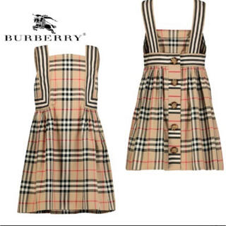 BURBERRY - Burberryワンピース
