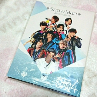 Johnny's - 素顔4 SnowMan盤 正規品 DVD