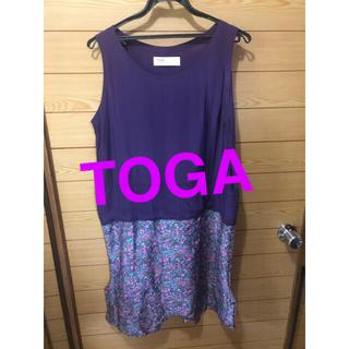 トーガ(TOGA)のTOGA ARCHIVES☆ワンピース(ひざ丈ワンピース)