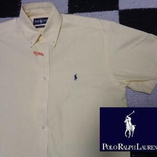 ラルフローレン(Ralph Lauren)の【ラルフローレン】半袖BDシャツオックスフォード14 1/2 32(742)ポロ(シャツ)
