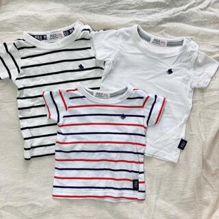 POLO RALPH LAUREN - ポロラルフローレン Tシャツ ベビー キッズ  夏服 半袖 3枚セット