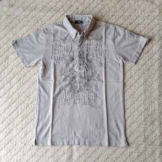 ニーキュウイチニーキュウゴーオム(291295=HOMME)の291295=HOMME  ボタンダウン切り替えしポロシャツ/サンプル品(ポロシャツ)