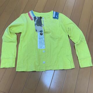 ゴートゥーハリウッド(GO TO HOLLYWOOD)のGO TO HOLLYWOOD  薄手カーデ 130(Tシャツ/カットソー)