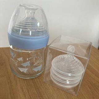 NUK 哺乳瓶 ネイチャーセンス ニップル付き(哺乳ビン)