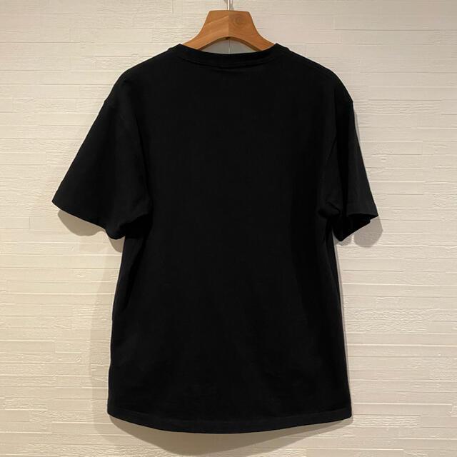 美品 ヨウジヤマモト ニューエラ コラボ ロゴパッチ Tシャツ L 4 メンズのトップス(Tシャツ/カットソー(半袖/袖なし))の商品写真