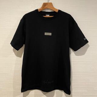 Yohji Yamamoto - 美品 ヨウジヤマモト ニューエラ コラボ ロゴパッチ Tシャツ L 4
