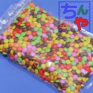 マーブルチョコ/送料込(どっさり1kg)人気マーブルチョコレート、カラーチョコ!(菓子/デザート)