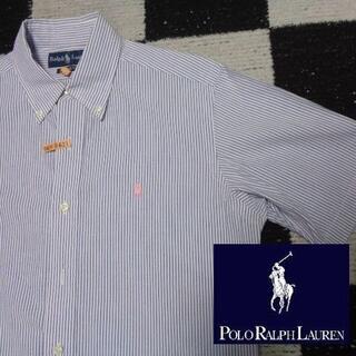 ラルフローレン(Ralph Lauren)の【ラルフローレン】半袖BDシャツM(621)クラシックフィットポロ(シャツ)