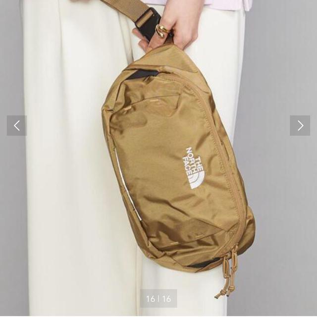 THE NORTH FACE(ザノースフェイス)のノースフェイス バッグ 最終価格! レディースのバッグ(ボディバッグ/ウエストポーチ)の商品写真