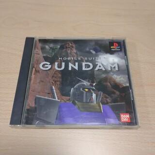 プレイステーション(PlayStation)のガンダム Mobile Suits Gundam プレーステーション プレステ(家庭用ゲームソフト)