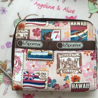LeSportsac - レスポのハワイ限定財布