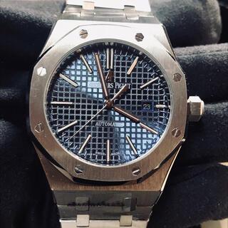 メンズ腕時計/APタイプ/青文字盤/ロイヤルオーク/オマージュ
