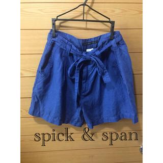 スピックアンドスパン(Spick and Span)のスピック&スパン☆ショートパンツ(ショートパンツ)