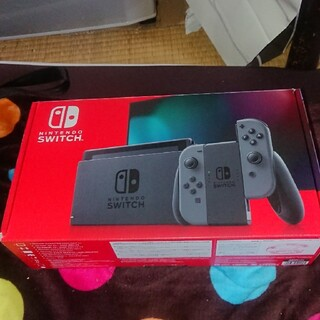 Nintendo Switch Joy-Con(L)/(R) グレー 美中古