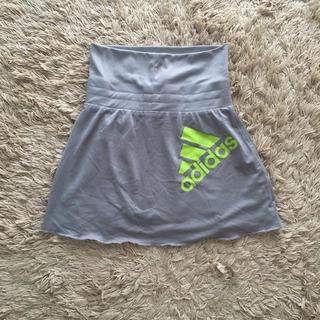 アディダス(adidas)のアディダスランニングスカート(その他)