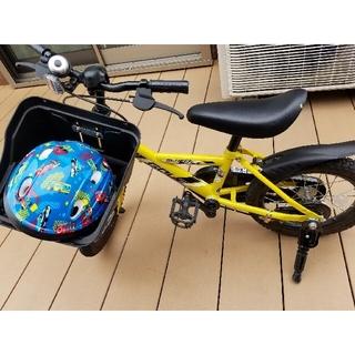 ⚫引き渡し限定です⚫ ★14型自転車&ストライダー(d-bike)&ヘルメット(自転車)