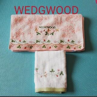 WEDGWOOD - WEDGWOOD  ウェッジウッド タオルセット 新品