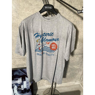 HYSTERIC GLAMOUR - 新品タグ付きヒステリックグラマー半袖Tシャツ