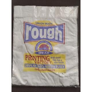 ラフ(rough)のrough エコバッグ (エコバッグ)
