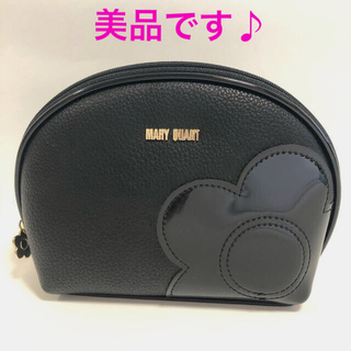 MARY QUANT - マリークワント 化粧ポーチ