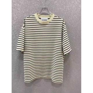ジルサンダー(Jil Sander)の極上美品 JIL SANDER Tシャツ S M L(Tシャツ(半袖/袖なし))