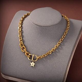 Christian Dior - とても美しい Dior ブレスレット、ネックレスひとそろい