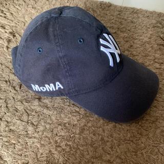 MOMA - moma newera キャップ
