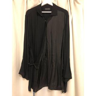 Yohji Yamamoto - s'yte  yohjiyamamoto ロングシャツ 新品未使用