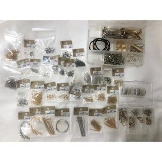 キワセイサクジョ(貴和製作所)のハンドメイド材料詰め合わせ(各種パーツ)