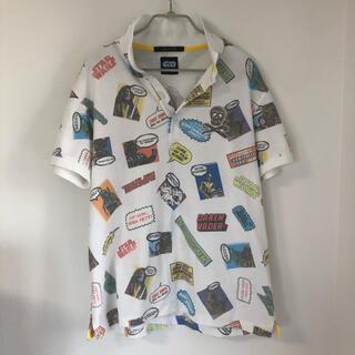 マークアンドロナ(MARK&LONA)のMARK&LONA スターウォーズ ポロシャツ L(ポロシャツ)