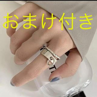 TODAYFUL - ヴィンテージ風シルバーリング
