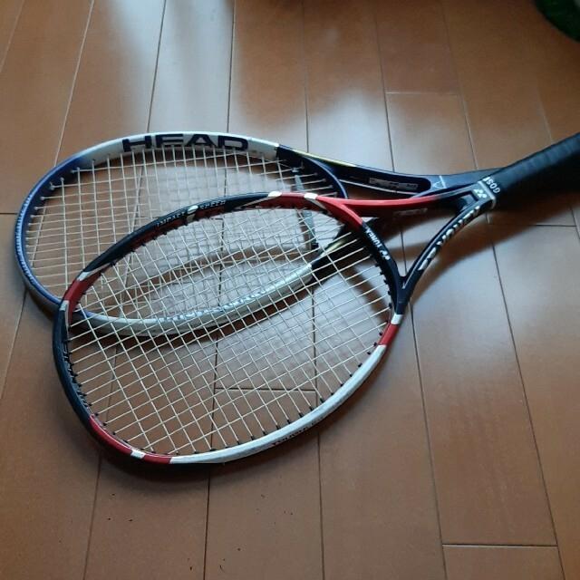 YONEX(ヨネックス)の硬式テニスラケットセット スポーツ/アウトドアのテニス(ラケット)の商品写真
