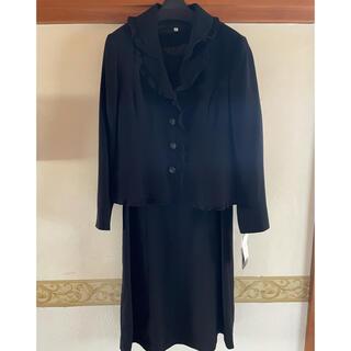 レディースブラックフォーマル15号(礼服/喪服)