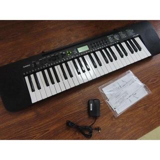 カシオ(CASIO)のカシオ 49鍵キーボード CASIO CTK-240 電子ピアノ(電子ピアノ)