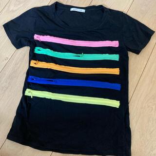 スピンズ(SPINNS)のデザインTシャツ(Tシャツ/カットソー(半袖/袖なし))