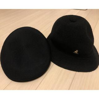 カンゴール(KANGOL)のKANGOL バケットハット ベレー帽(ハット)