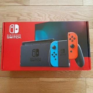 Nintendo Switch - 【新品】新型 Nintendo Switch 任天堂スイッチ 本体 ネオン