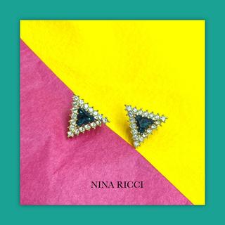 ニナリッチ(NINA RICCI)のNINA RICCI ファッションジュエリー イヤリング(イヤリング)