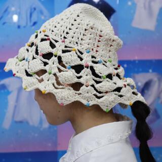 CANNABIS LADIES - 【新品未使用】SIIILON knit hat