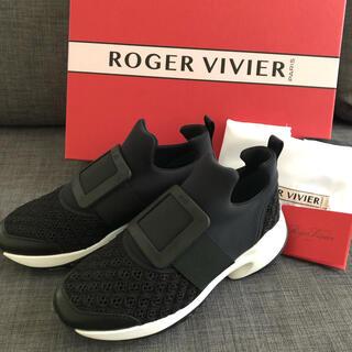 ロジェヴィヴィエ(ROGER VIVIER)のRoger Vivier ロジェヴィヴィエ  ヴィヴラン スニーカー (スニーカー)