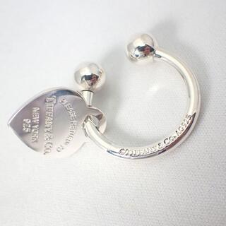 ティファニー(Tiffany & Co.)のティファニー SV925 リターントゥ ハート キーリング[g457-2](キーホルダー)