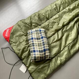 コールマン(Coleman)のシュラフ 寝袋 キャンプ Coleman コールマン(寝袋/寝具)