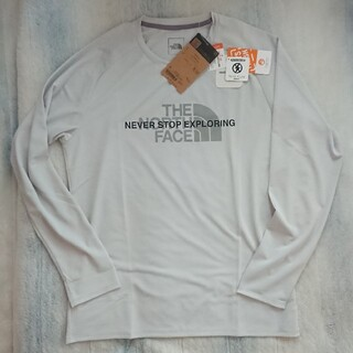 THE NORTH FACE - ★新品!定価6,490円!薄手長袖Tシャツ ノースフェイス ティングレー L