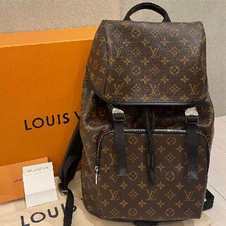 LOUIS VUITTON - 美品!LOUIS VUITTON ルイヴィトン ザック・バックパック